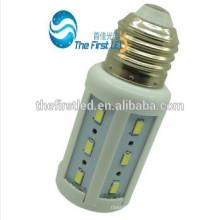 5w 5730 smd levou luz de milho AC220V ou AC90-260V branco quente branco fresco levou lâmpada