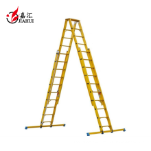 FRP Insulated Telescopic Ladder