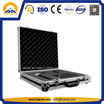 Flight-Case pour Microphone sans fil (Hf-5103)
