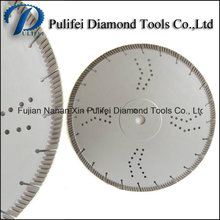 Hot Press Turbo Segment Disc General Cutting Stone Concrete Brick Diamond Disc