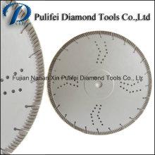 Disco quente do diamante do tijolo do concreto da pedra do corte do disco do segmento do turbocompressor da imprensa quente