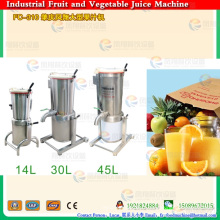 Machines de jus de fruit de 2016 / mélangeurs industriels Machines de jus / boue d'oignon / machine de lait de soja de meulage de pommes de terre