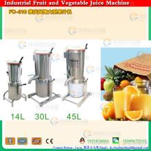 2016 máquinas de suco de frutas / liquidificadores industriais Juice Makers / Onion Mud / batata moagem de soja-feijão máquina de leite