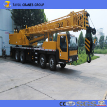 100t Bigger Mobile Truck Crane for Dubai