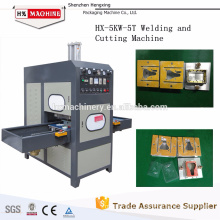 2015 Hot Sale Automatic Blister Packaging High Frequency Welding Machine