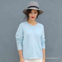 Кашемир леди пуловер свитер