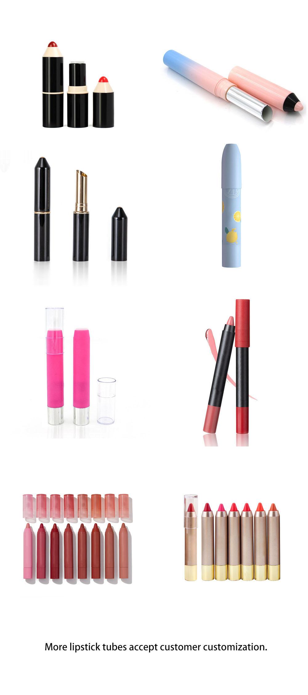 Velvet crayon lipstick tube