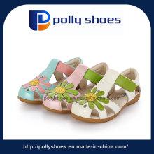 2016 Cute Girls Sandal Plastic Child Sandal