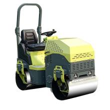 Excellent rouleau compacteur entièrement hydraulique pour petites voitures