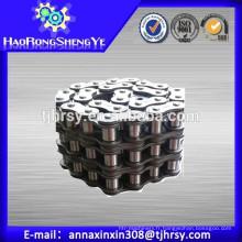 Supply Chaîne à rouleaux triple détachée pour champs pétrolifères 160GA-3 / 32A-3