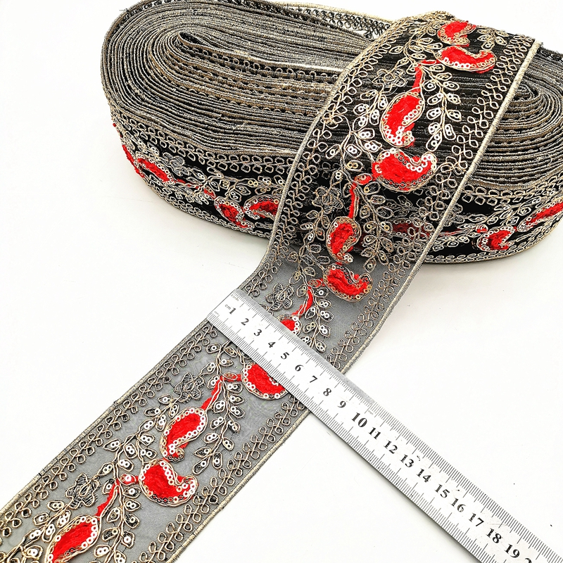 Clothes Ribbon Embroidery