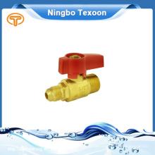 Température -40-82 2pc robinet à tournant sphérique