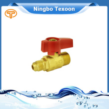 Working temperature -40-82 2pc ball valve