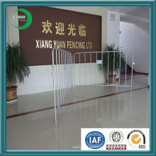Galvanized Crowd Control Barriers for Sales