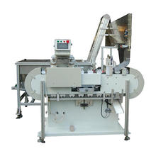 Full Automatic 2-Color Bottle Caps Pad Printing Machine