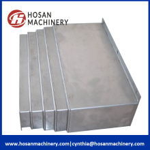 CNC Parts Steel Machine Telescopic Protective Cover