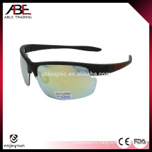 High Quality Cheap Custom Half-rim Sport Sunglasses
