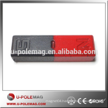 Bar shape and U shape education Alnico magnets