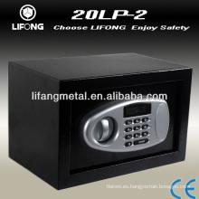 Mini caja fuerte con pantalla LED