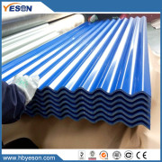 60G Color Steel Corrugated Roofing sheet