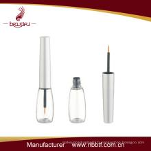 Capacité personnalisée Eyeliner tube tube d'eye-liner en aluminium