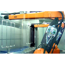 spray painting robot for IT products shell