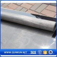 Rede de arame de aço inoxidável pesada de alta elasticidade da venda direta da fábrica