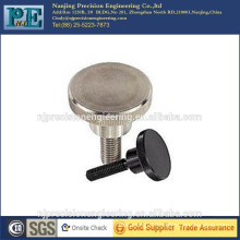 High strength carbon steel wheel bolt