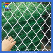 Maillage de clôture de maillon de chaîne