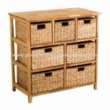 7-basket Storage Unit