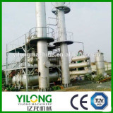 diesel profitable automatic 50ton tyres recycling to diesel machine