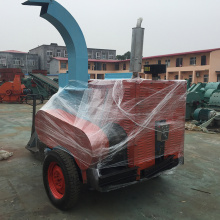 Diesel Engine PTO Wood Chipper Shredder