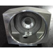 Carcaça de alumínio com fundição usada para caixa de junção