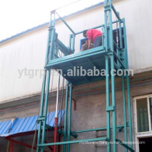 Guide Rail Type Lift, Work Platform Price ,Aerial work Platform