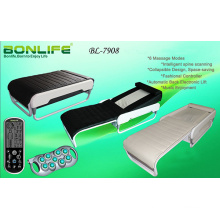 Portable Massage Bed with Adjustable Backrest