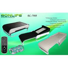 2014 novo design de cuidados de saúde Jade Roller pedra massagem cama
