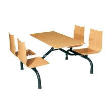 Kaufen Sie billige Möbel Fastfood Restaurant Tische (FOH-CBC08)