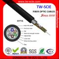Câble de fibre de tube lâche de câble de fibre de GYTA de câble de fibre