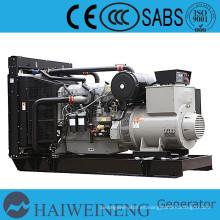 Generador diesel silencioso 20kw / 25kva Potencia del motor diesel de Lovol