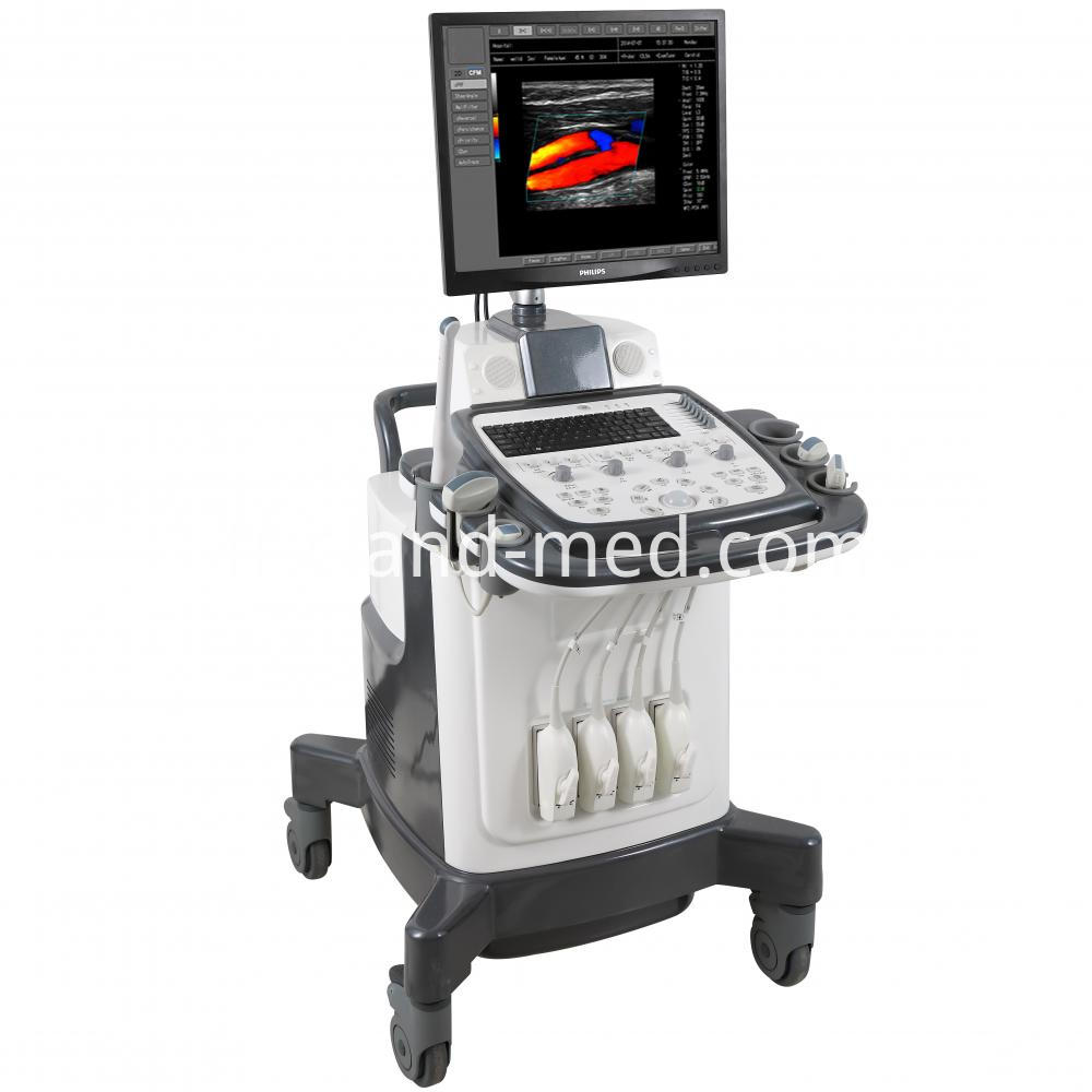 Pl 6018t Trolley Color Doppler 5