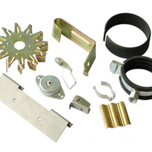 Cutomized Metal Stamped Part Steel Stamping Parts