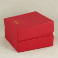 Custom Logo Paper Wedding Jewelry Ring Box