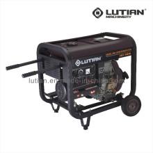 5kw Electric Start Diesel Generator/Welder