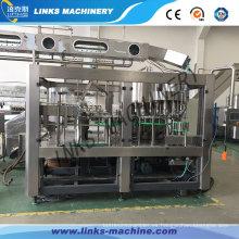 Alta calidad automático agua embotelladora con precio de venta de fábrica de fábrica pequeña inversión