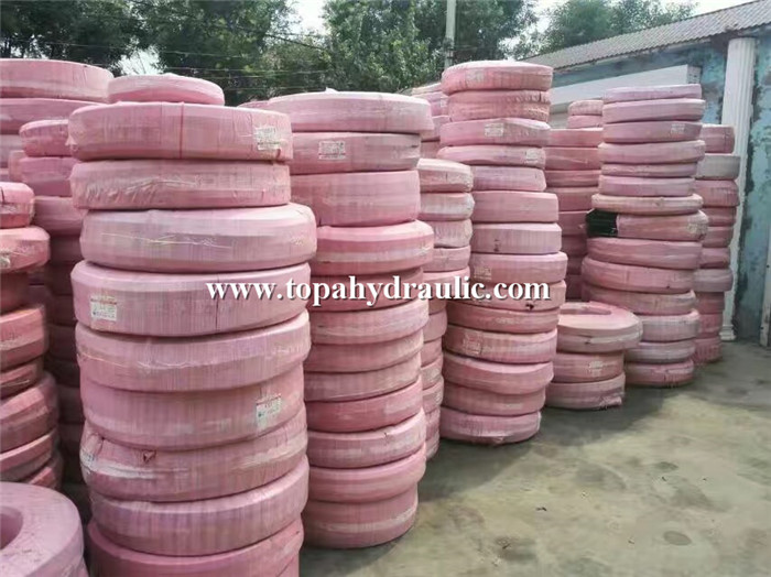 Italy rubber robust hydraulic hose fittings