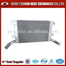 Fabricante chino de intercambiador de calor de aleta de barra