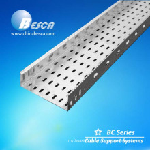 HDG perforated cable tray(CE,UL,SGS Listed)
