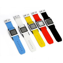 smart touch screen watch phone support calling via Bluetooth Headset