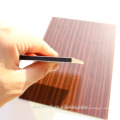 3mm/4mm/5mm wood grained aluminum composite panel interior wooden wall cladding ACP