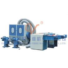 Multifunción de la máquina para Smashing Esponja, Perder, caja, mezcla y llenado (SZMH-SHM-SM-SL-XCM)
